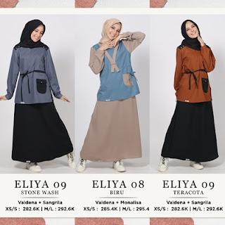Koleksi Setelan ETHICA terbaru Eliya 08, Eliya 09