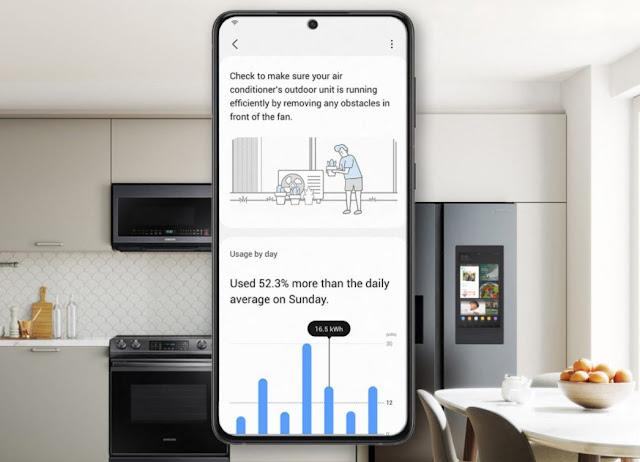 إضافة جديدة على تطبيق SmartThings ستوفّر استهلاكك للطاقة