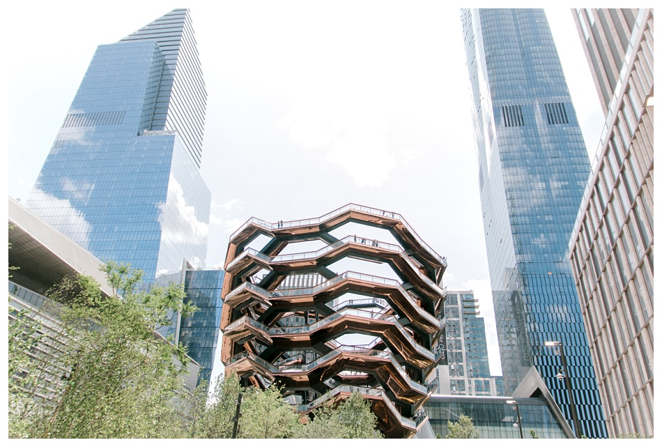 hudson yards- new york city- manhattan- nyc