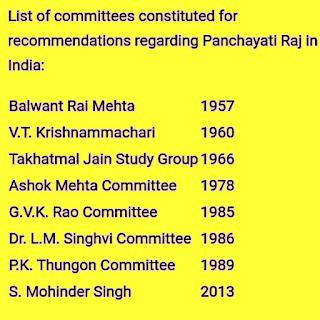 Panchayat Raj of India