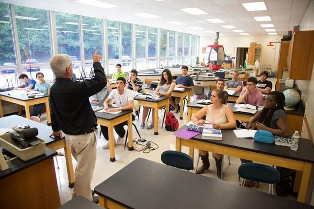 Nền giáo dục tại Mỹ
