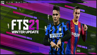 Download FTS 21 Android Edition Best Graphics HD & Winter Update Transfer Europe