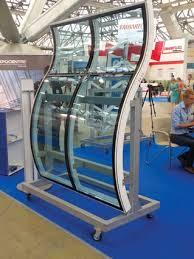 Wavy Non-armored Glass