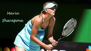 ماريا شارابوفا Maria Sharapova سوف تستنشق هواء جديد في الامارات 2020