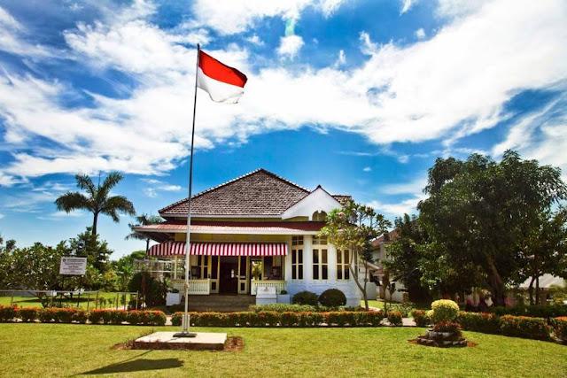 Rumah Pengungsian Bung Karno Bengkulu