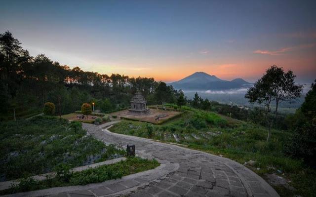 Candi Gedong Songo Bandungan Semarang Jawa Tengah