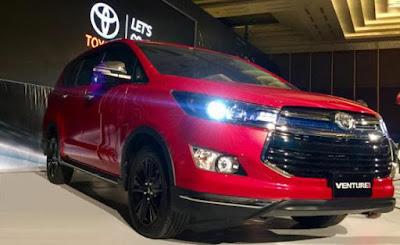 Mobil Terbaru: Toyota Innova Venturer