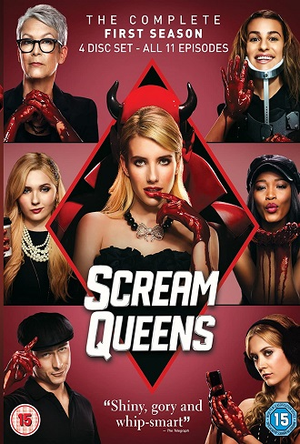 Scream Queens Season 1 Complete Download 480p & 720p All Episode