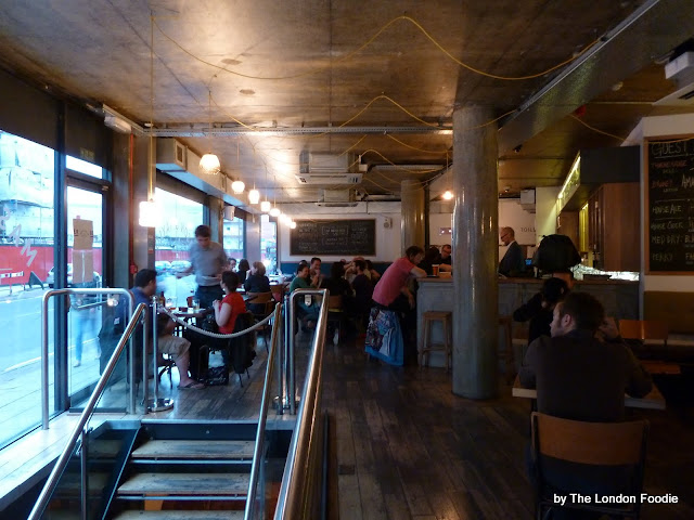craft cafe london the foodie restaurant reviews 1449