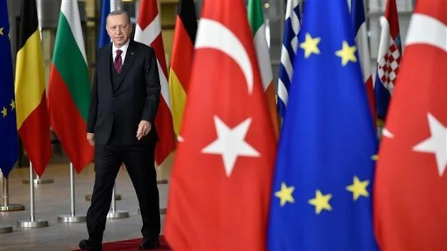 Εισβάλλει στην Ευρώπη ο Ερντογάν και κανείς δεν μιλάει