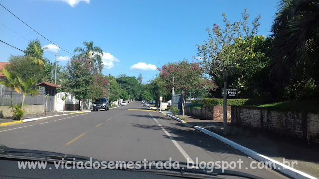 Ruas de Arroio do Meio, Vale do Taquari