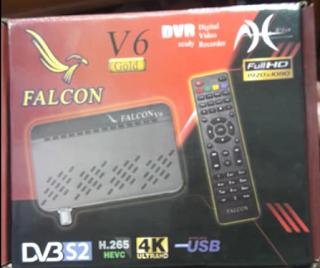 مواصفات و سعر رسيفر FALCON V6