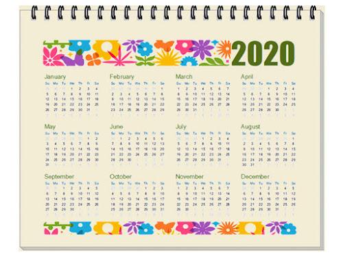 Libur nasional dan cuti bersama 2020