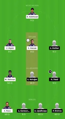 STO vs SIG Dream11 team prediction | DREAM 11 ECS T10 STOCKHOLM 2020