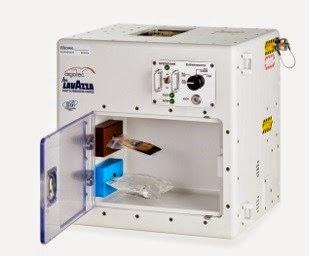 ISSpresso machine