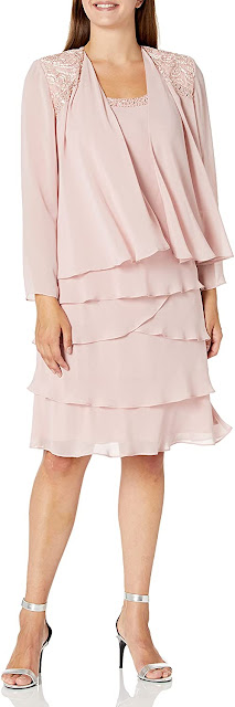 Best Pink Mother of The Bride Dresses