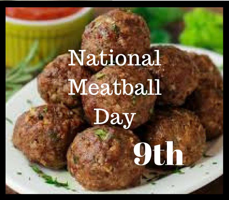 National Meatball Day Wishes for Whatsapp