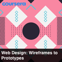 Wireframes and prototype course