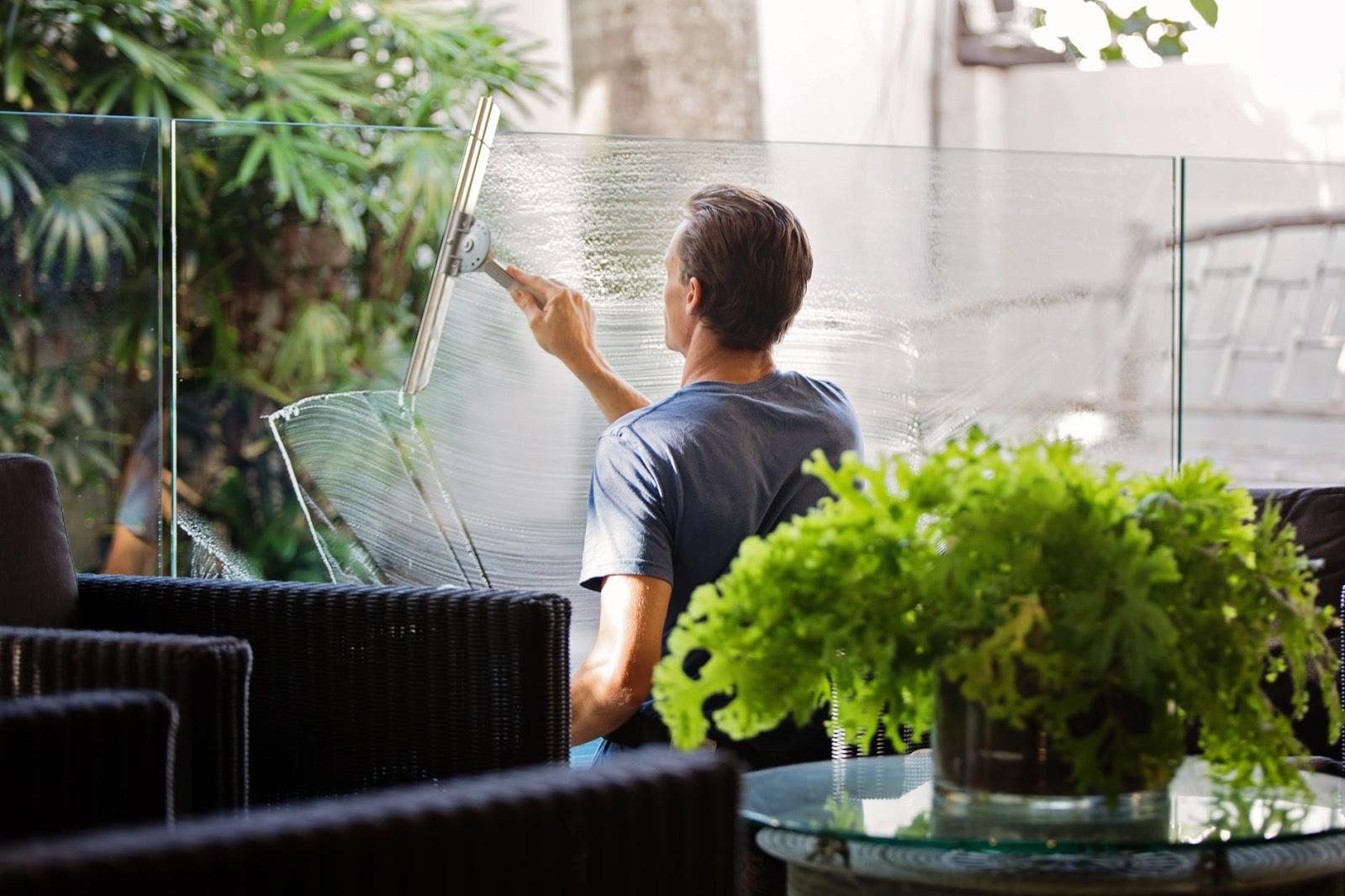 Window Cleaner Needs