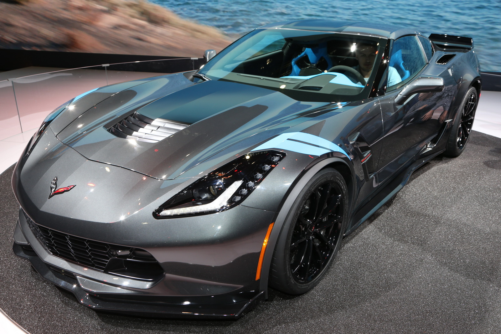 Corvette Zo7 >> New Corvette Grand Sport Is The Hidden Gem Of Geneva | Carscoops