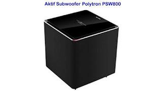 Subwoofer Polytron PSW 800