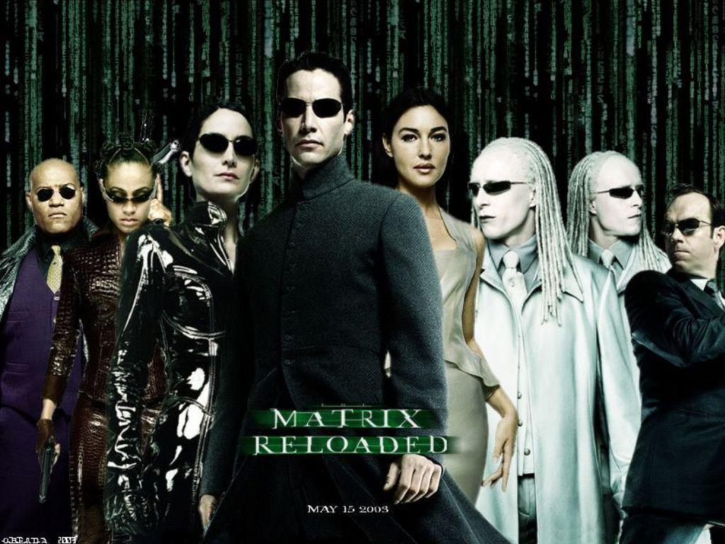 Love_Women: The Matrix Reloaded