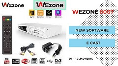 how to E CAST in wezone 8007
