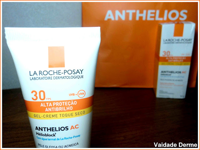 Anthelios AC Gel-Creme Toque Seco