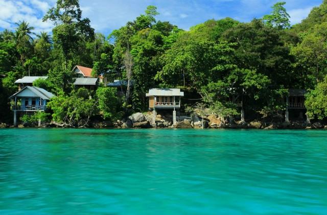Hotel untuk Traveler di Sabang