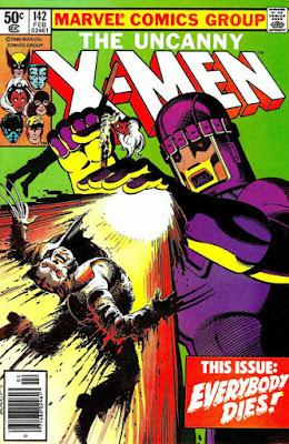 Uncanny X-Men #142, Days of Future Past