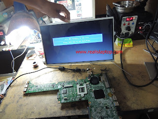 Service ic power Laptop Toshiba C840