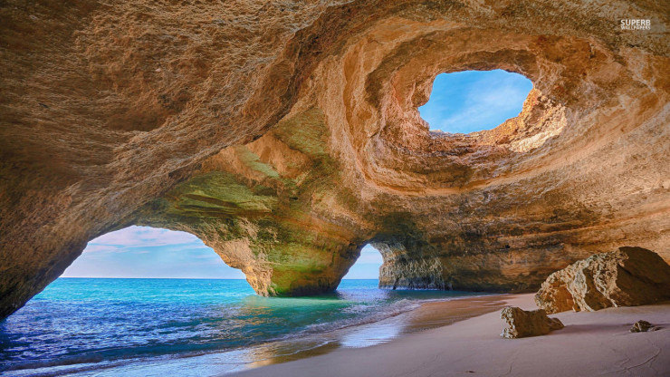 33 Amazing Beaches From Around The World - Algarve, Portugal
