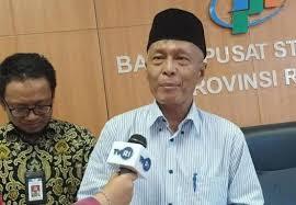 Terus Naik, Maret 2021 Nilai Ekspor Riau Capai US$ 1,79 Miliar