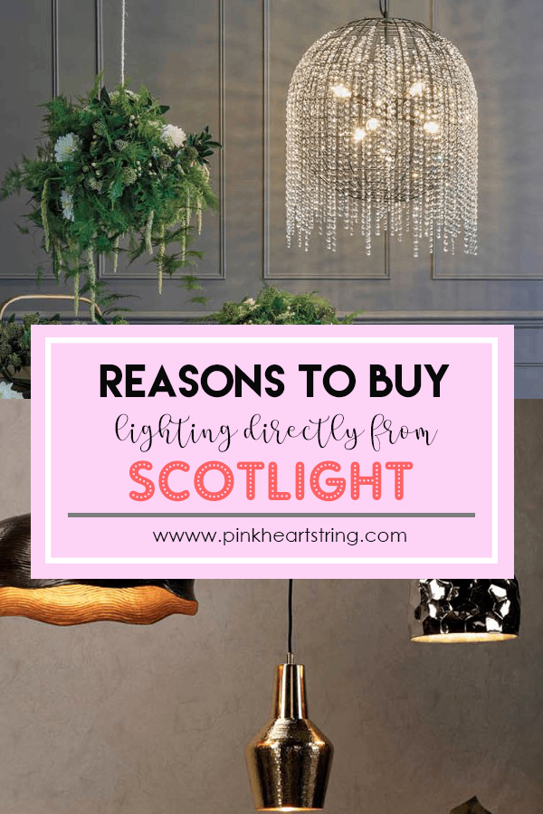 Five Reasons to Buy Lighting Directly from Scotlight