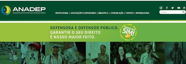 Parabéns à  Defensoria Pública do Estado do Maranhão (DPE/MA)