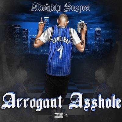 Almighty Suspect - Arrogant Asshole (2019) - Album Download, Itunes Cover, Official Cover, Album CD Cover Art, Tracklist, 320KBPS, Zip album