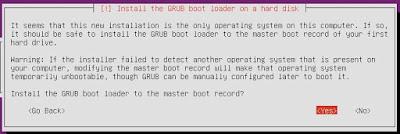 Grubbootloader-linuxserver