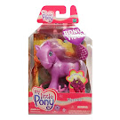 MLP Wysteria Rainbow Celebration Wave 1 G3 Pony