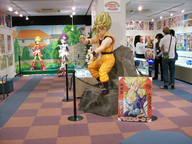 Toei Animation Gallery Japón
