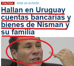 URUGUAY, ESTADOS UNIDOS