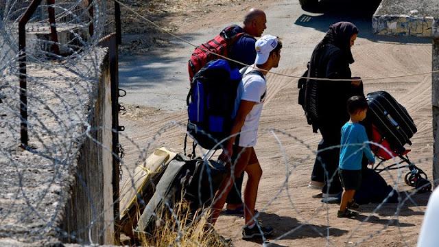 Στην δομή φιλοξενίας στην Κόρινθο μεταφέρθηκαν οι αλλοδαποί από τις καταλήψεις στην πλατεία Βάθη