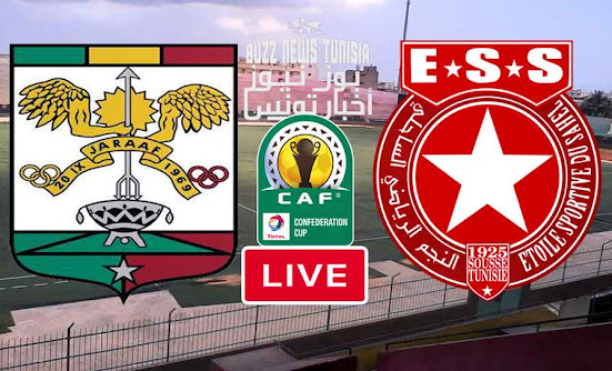 Live Match Jaraaf vs Etoile
