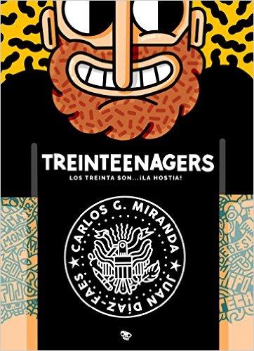 Treinteenagers, Carlos García Miranda