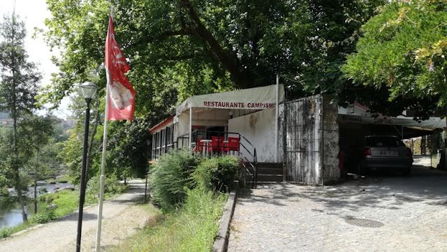 Restaurante Campismo em Amarante