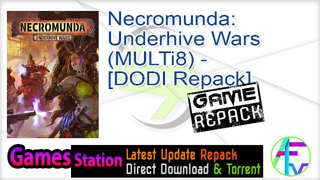 Necromunda Underhive Wars (MULTi8) – [DODI Repack]