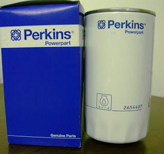 Jual Spare Part Filter untuk Genset Perkins.