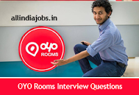 OYO Rooms Interview Questions