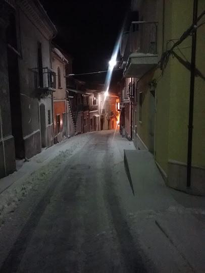 Neve e maltempo in Puglia: è arrivato il BURIAN