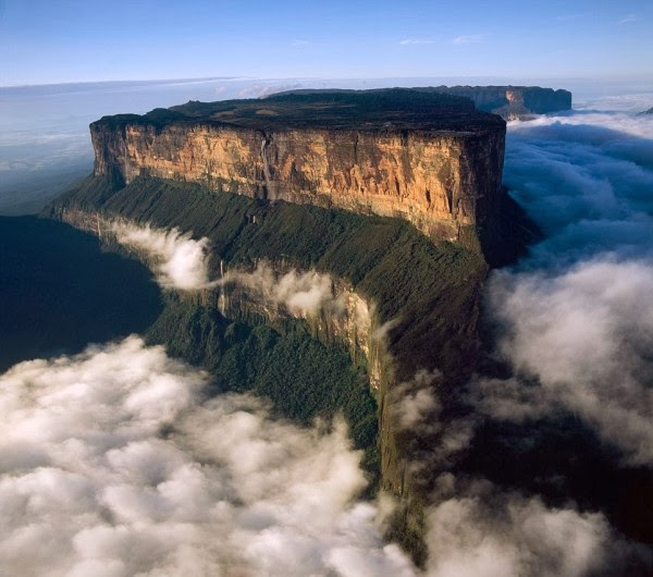 Mount Roraima - The Edge of the World in South America