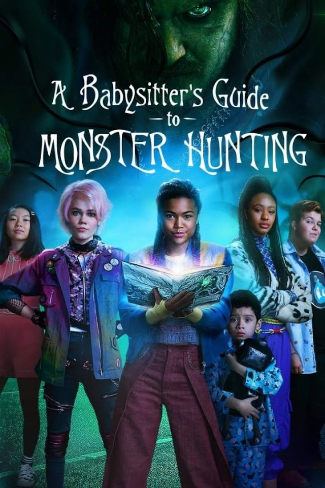 Movie: A Babysitter's Guide to Monster Hunting (2020)